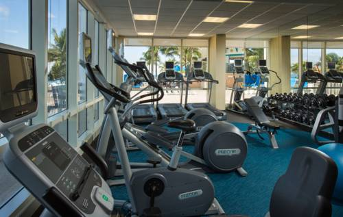 Courtyard-Marriott-Fort-Lauderdale-Beach-gym